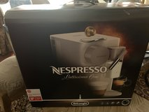 Nespresso by De'Longhi Lattissima One Espresso Maker in Silky White in Kingwood, Texas