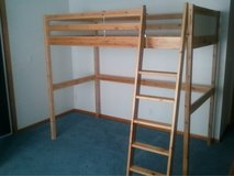 Kids bunk bed, smoke free home, great condition in Joliet, Illinois