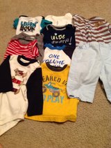 10 Baby Boys clothes size 3-6 monthes in Camp Lejeune, North Carolina