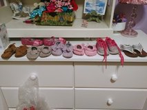 Baby shoes in Kingwood, Texas