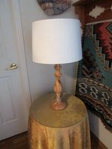 lamp with new shade in Alamogordo, New Mexico