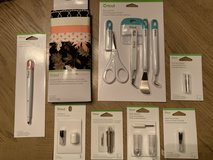 NRW ($150. Value) CRICUT Ultimate Machine  Accessories Bundle in Kingwood, Texas