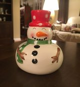 Snowman Scrubby Holder in Joliet, Illinois