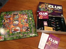 Parker Brothers CLUE DVD game 2006 Complete in Camp Lejeune, North Carolina