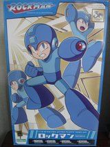 Mega Man Model in Okinawa, Japan