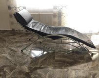 relax lie leather Black in Ramstein, Germany