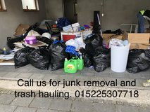 KMC AREA JUNK REMOVAL, DEBRIS  HAULING, TRASH AND GARBAGE DISPOSAL in Ramstein, Germany