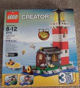 NEW LEGO Creator  5770 Lighthouse  Island (Retired) in Kingwood, Texas