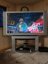 "60"" Panasonic HDTV and stand in Chicago, Illinois"
