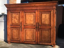 Large Old World Cabinet in Naperville, Illinois