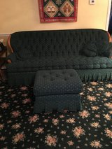 Sleeper Couch  with ottoman in Perry, Georgia