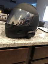 Icon Helmet W/Sena 10S Headset in Beaufort, South Carolina