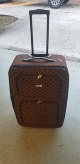 Very Nice Large Mobile Luggage Suite Case in Camp Lejeune, North Carolina