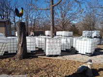 Job site totes in Lake of the Ozarks, Missouri