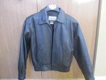 Leather Jacket in Chicago, Illinois