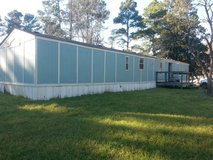 Mobile Home For Rent /Rent to Own: Available 01/01/2019 in Conroe, Texas