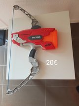 Nerf bow in Baumholder, GE