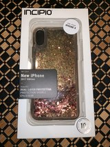 iPhone X INCIPIO Glitter Liquid Sparkle PHONE CASE in Las Vegas, Nevada