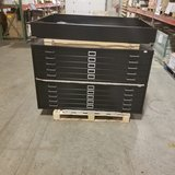 safco 2 - 5 drawer steel Flat File and closed base BRAND NEW in Lockport, Illinois