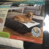 Pet Bed    memory Foam Lounger in Perry, Georgia