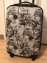 Carry-On Suitcase in Okinawa, Japan