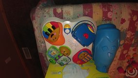 Fisher price electronic table in Alamogordo, New Mexico