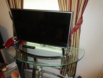 LED TV & Table in Chicago, Illinois
