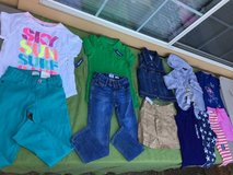 Girls size 4/5 clothing in Conroe, Texas