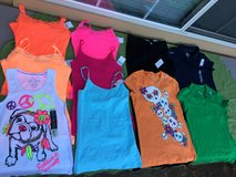 Girls size 8 clothing in Conroe, Texas