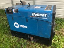 miller Bobcat Welder in Fort Polk, Louisiana