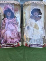 Collectible Porcelain Dolls in Conroe, Texas