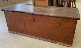 Antique Imigrants Chest in Fort Leonard Wood, Missouri