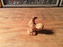 Hand Carved Wooden Rooster in bookoo, US