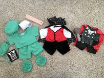 Build a Bear doctor, Vampire and Thor Costumes in Naperville, Illinois