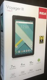 RCA Voyager 3 Tablet... New in box in Fort Campbell, Kentucky
