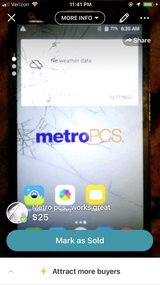 Metro pcs ..works great in Fort Campbell, Kentucky
