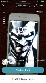 Sprint I phone 6..... in Clarksville, Tennessee