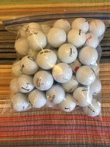 Variety of 52 Golf Ball (good condition/no scratches) in Okinawa, Japan