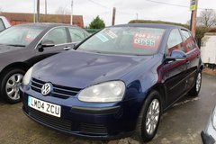**VW GOLF 1.6 SE AUTOMATIC !! LOW MILES!!**6 MONTHS WARRANTY! FREE ROAD TAX!! in Lakenheath, UK