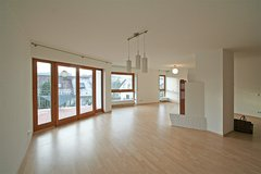 Spacious pets-friendly Duplex in Aichtal close to Kelley in Stuttgart, GE