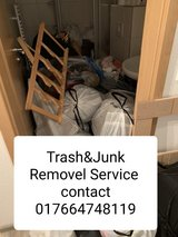 TODAY TRASH&JUNK REMOVAL SERVICE& FREE ESTIMATE in Ramstein, Germany