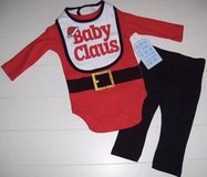 NEW Baby Christmas Outfits Sizes 3, 6, 9, 18 Months in Beaufort, South Carolina
