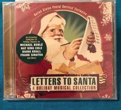 New LETTERS TO SANTA CD HOLIDAY MUSICAL COLLECTION in Beaufort, South Carolina