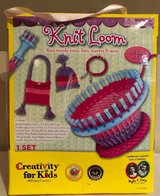 NEW Knit Loom Kit from Creativity for Kids in Beaufort, South Carolina