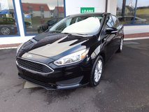 2016 Ford Focus SE LOW LOW MILES MANUAL in Hohenfels, Germany