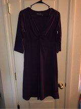 cute purple Eddie Bauer dress in Fort Hood, Texas
