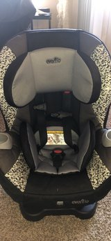 Evenflo Triumph Convertible Carseat $60 obo in Fort Benning, Georgia
