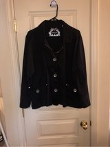 women's sz. 2xlarge black jacket in Fort Hood, Texas