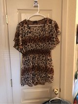 cute sz. large sheer top in Fort Hood, Texas