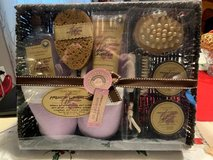 Tuscan Hills French Lavender Bath Gift Set in Fort Meade, Maryland